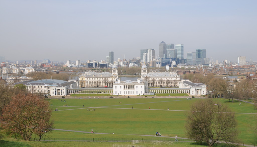 New Greenwich hill