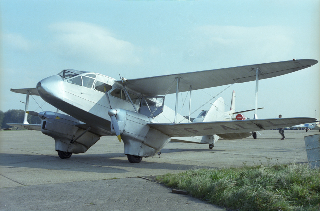 The Dragon Rapide 1