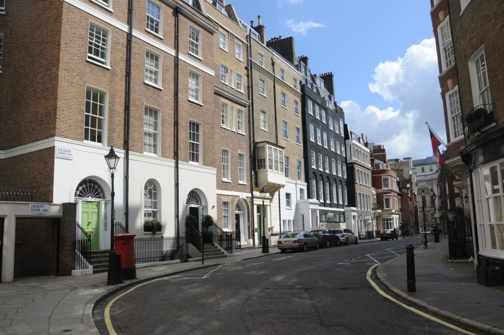Old Queen Street