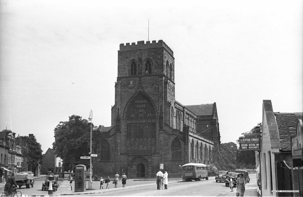 old shrewsbury cathedral