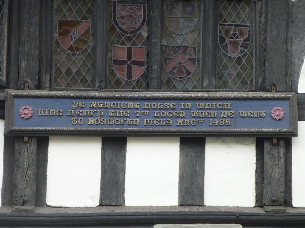 plaque shrewsbury