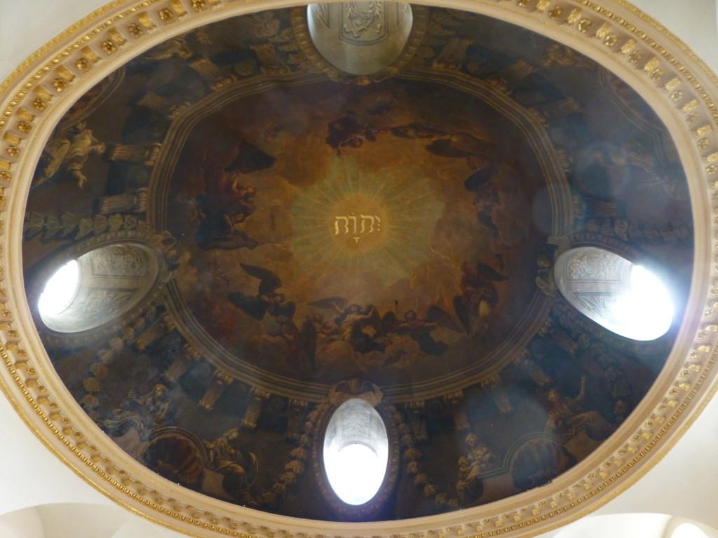 Abchurch ceiling 1