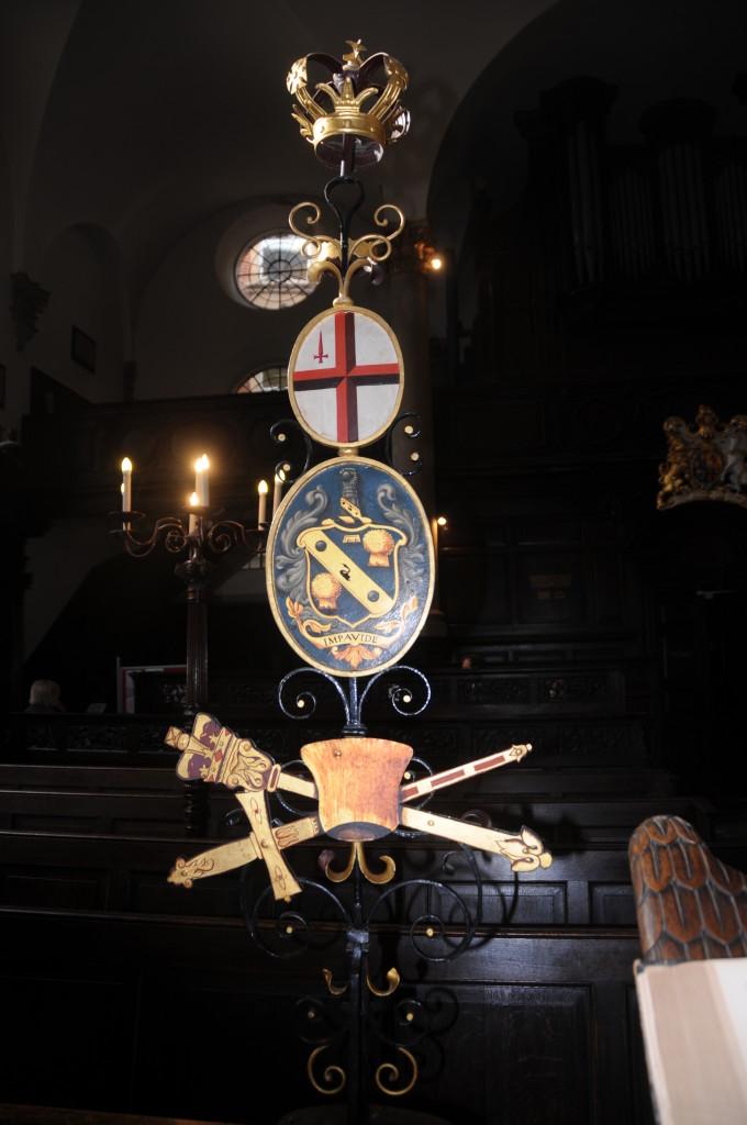 Abchurch sword holders 2