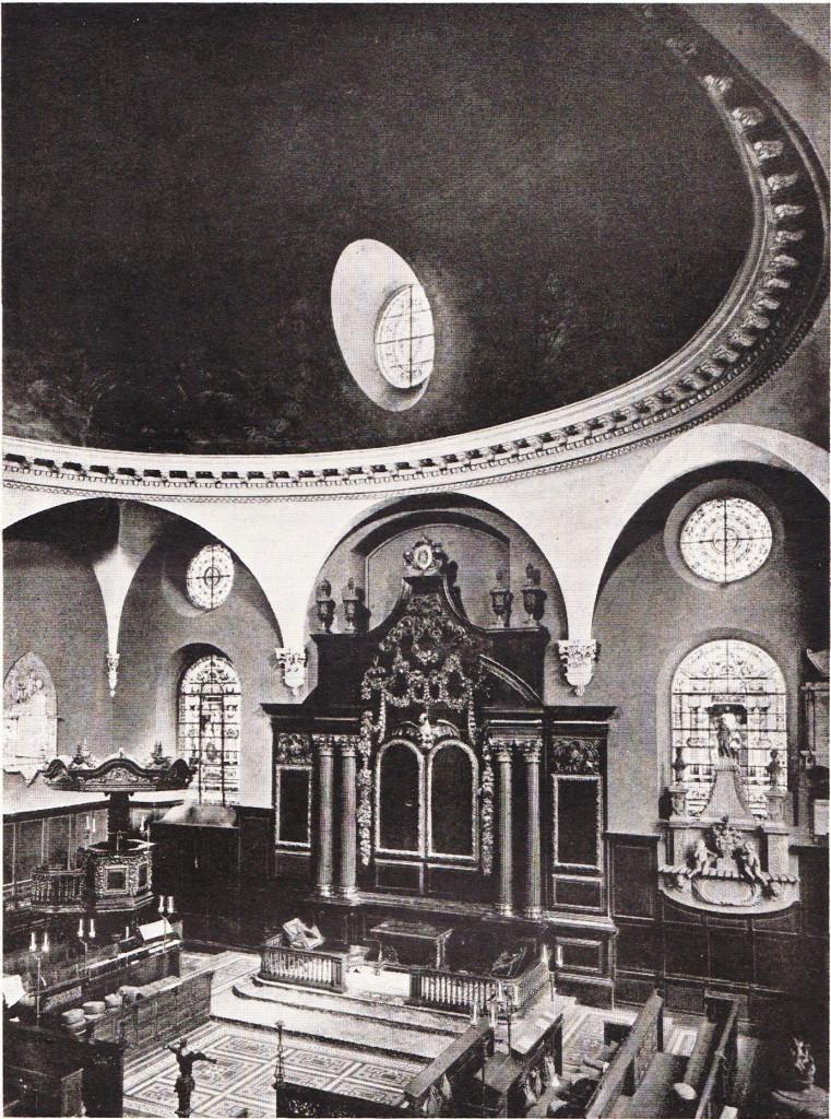 St Mary Abchurch pre 1940