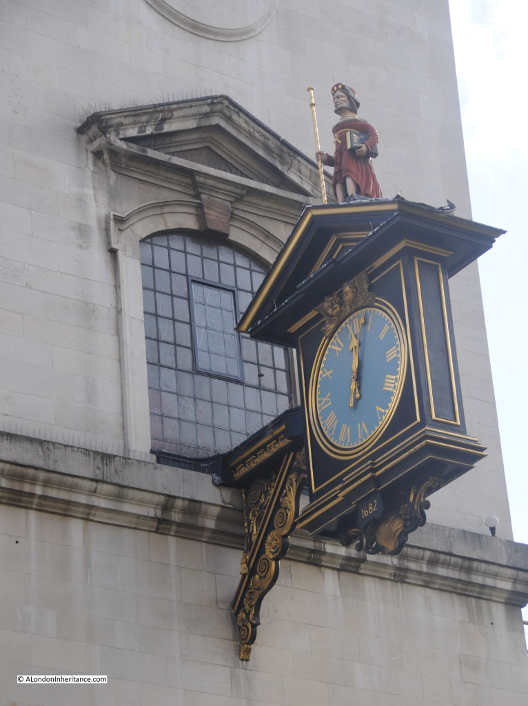 st james clock 1