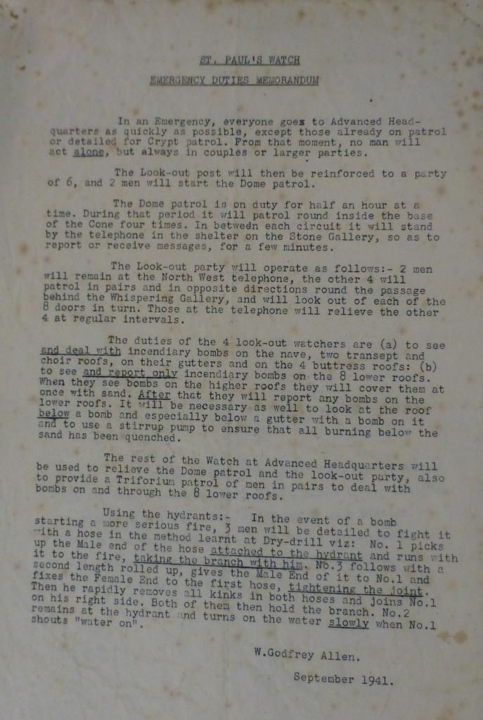Firewatcher document 1