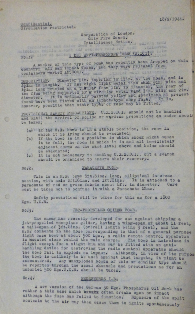 Firewatcher document 4