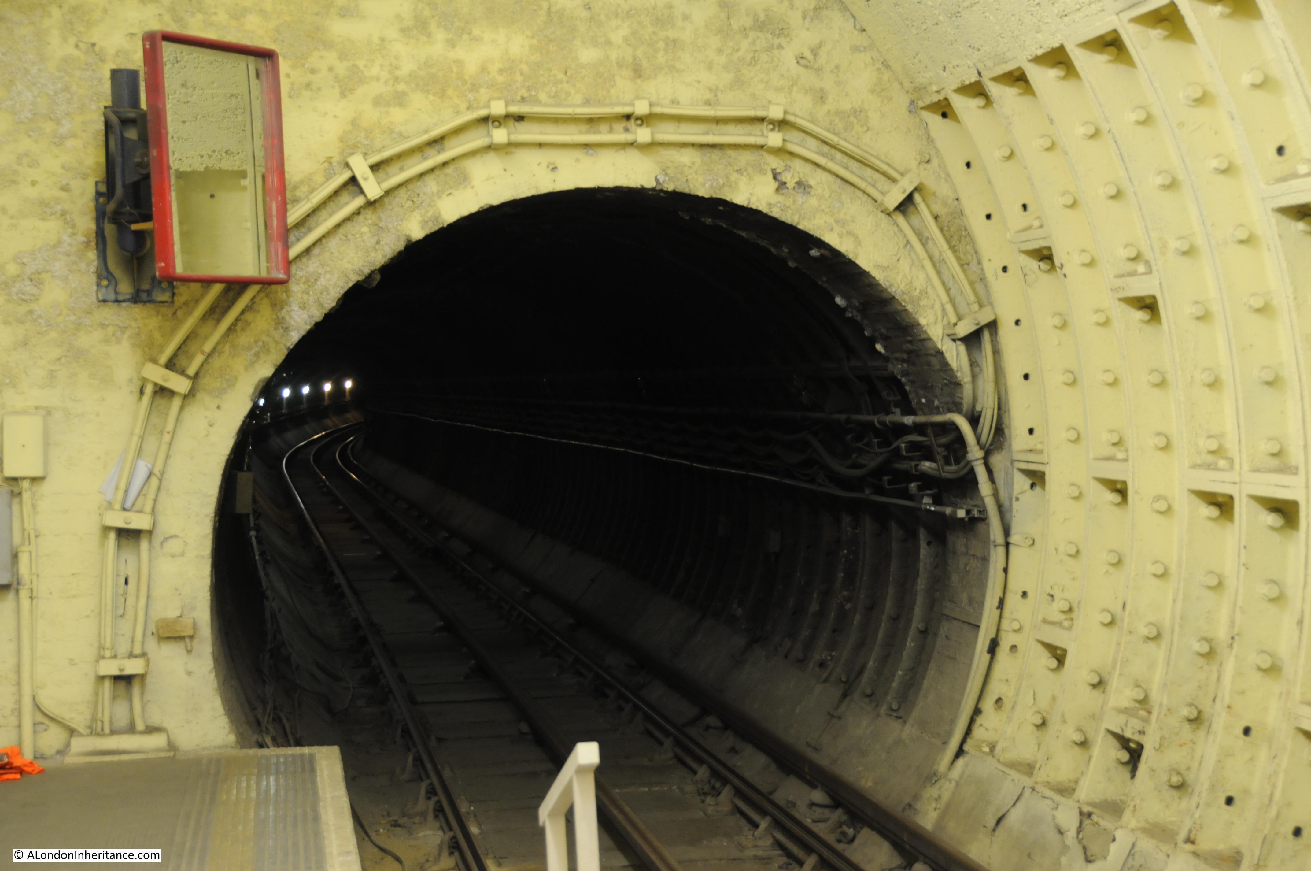 Aldwych Underground Station A London Inheritance