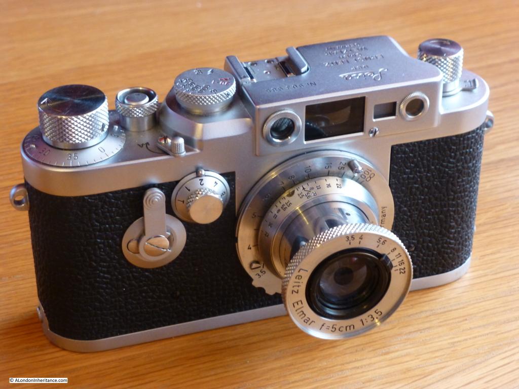 Leica IIIG 1