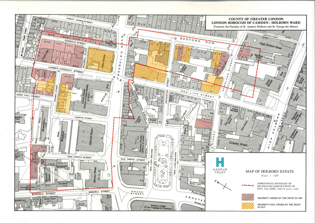 The Harpur Trust estates map Sep 2013 FINAL