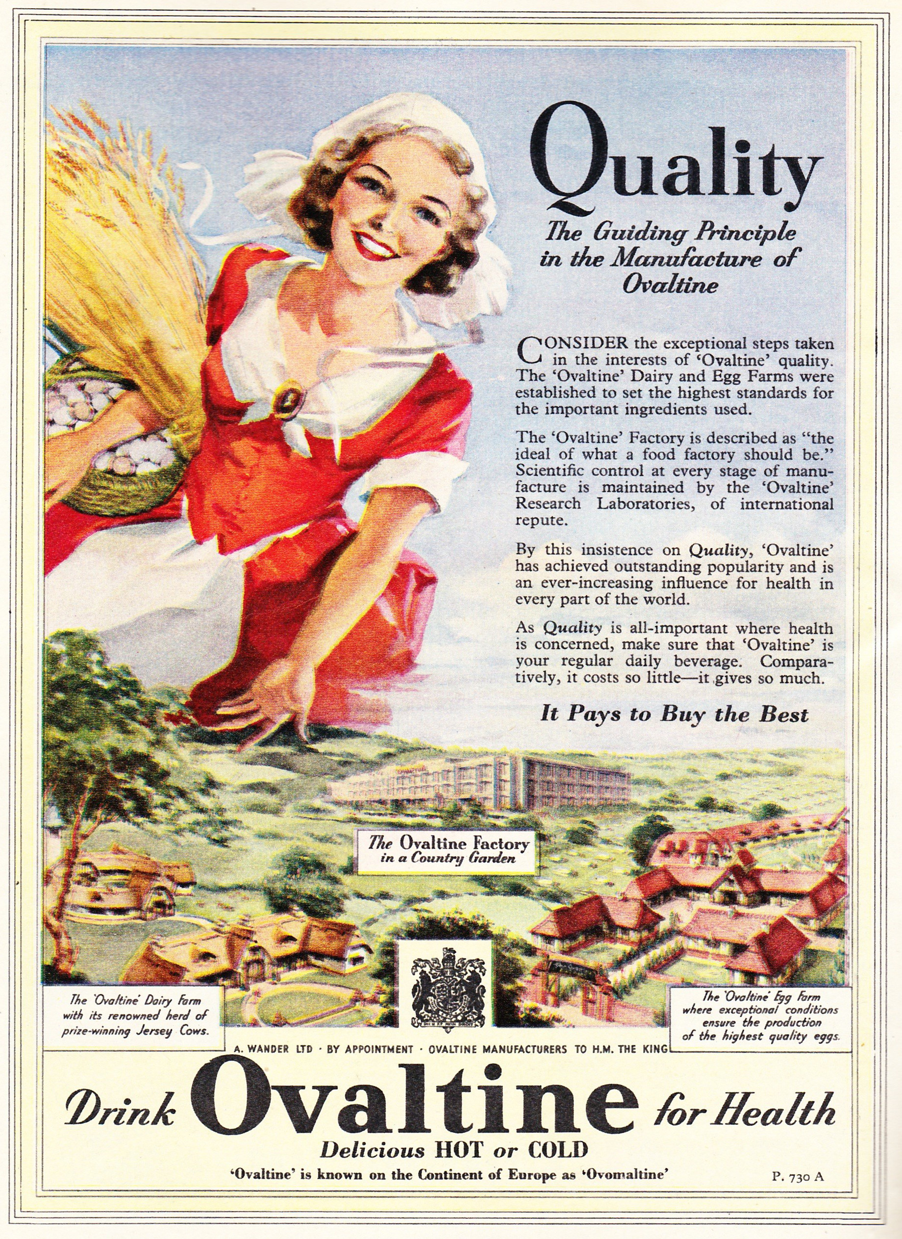 An Optimistic View Of The Future Adverts From The 1951
