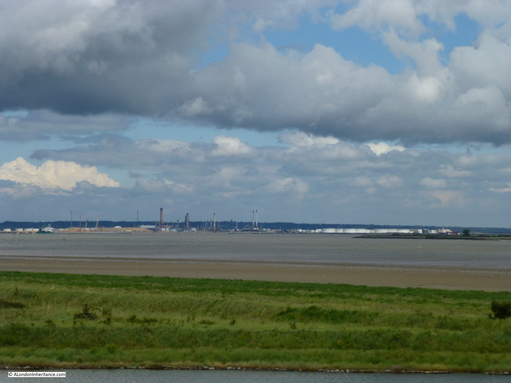 View from Coalhouse Fort