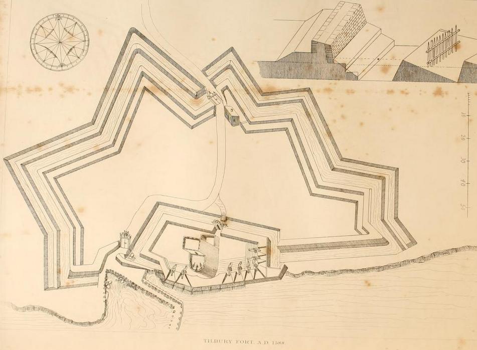 Tibury_Fort_AD_1588