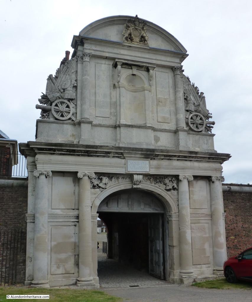 Tilbury Fort 1