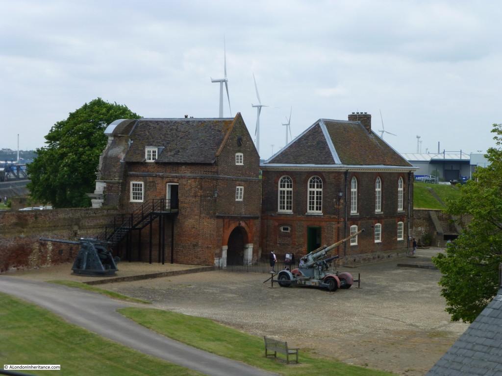 Tilbury Fort 5