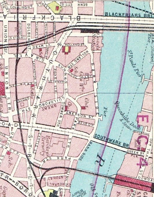 1930 map