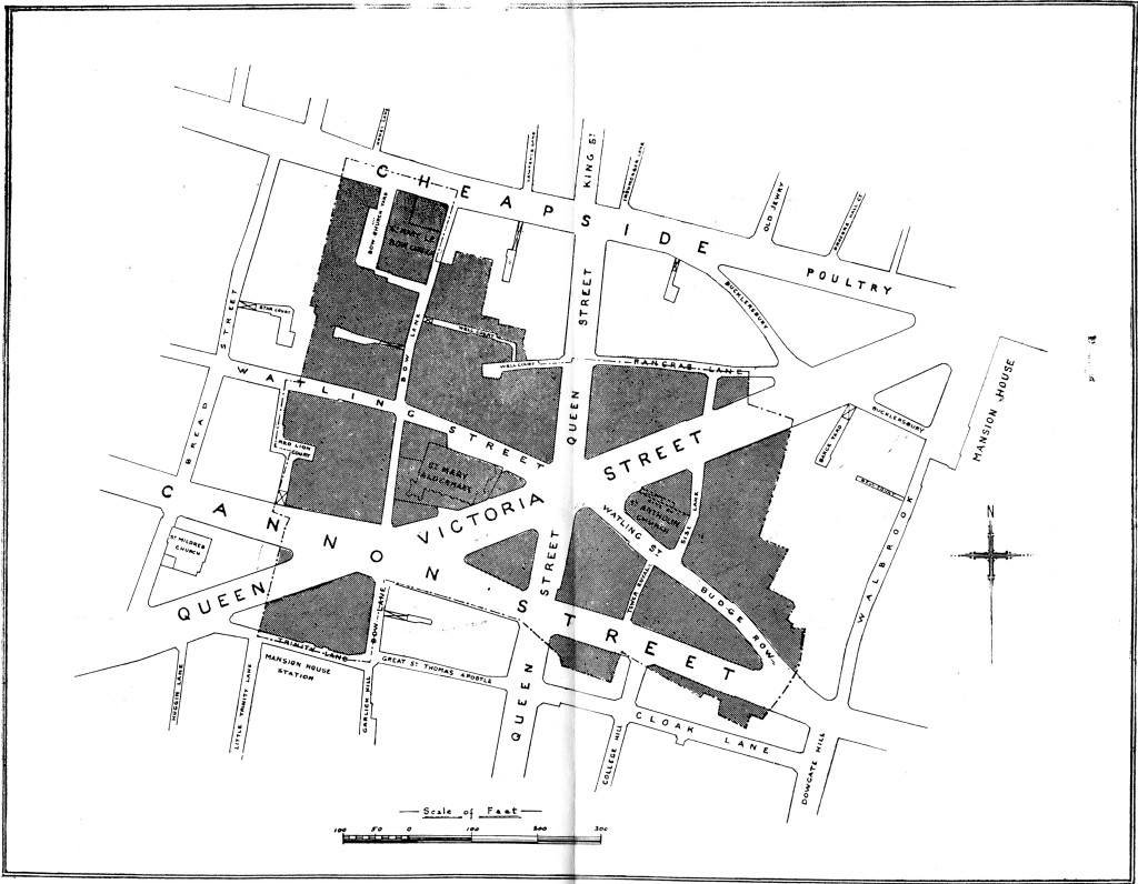 Cordwainer Map early 20th century