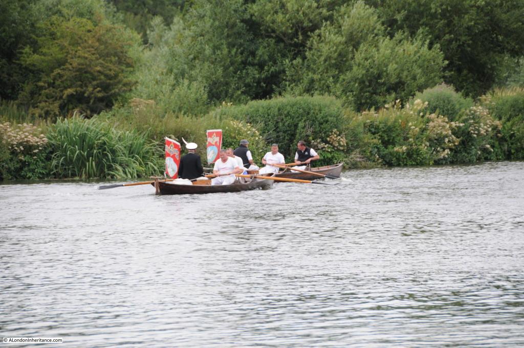 Swan Upping 19