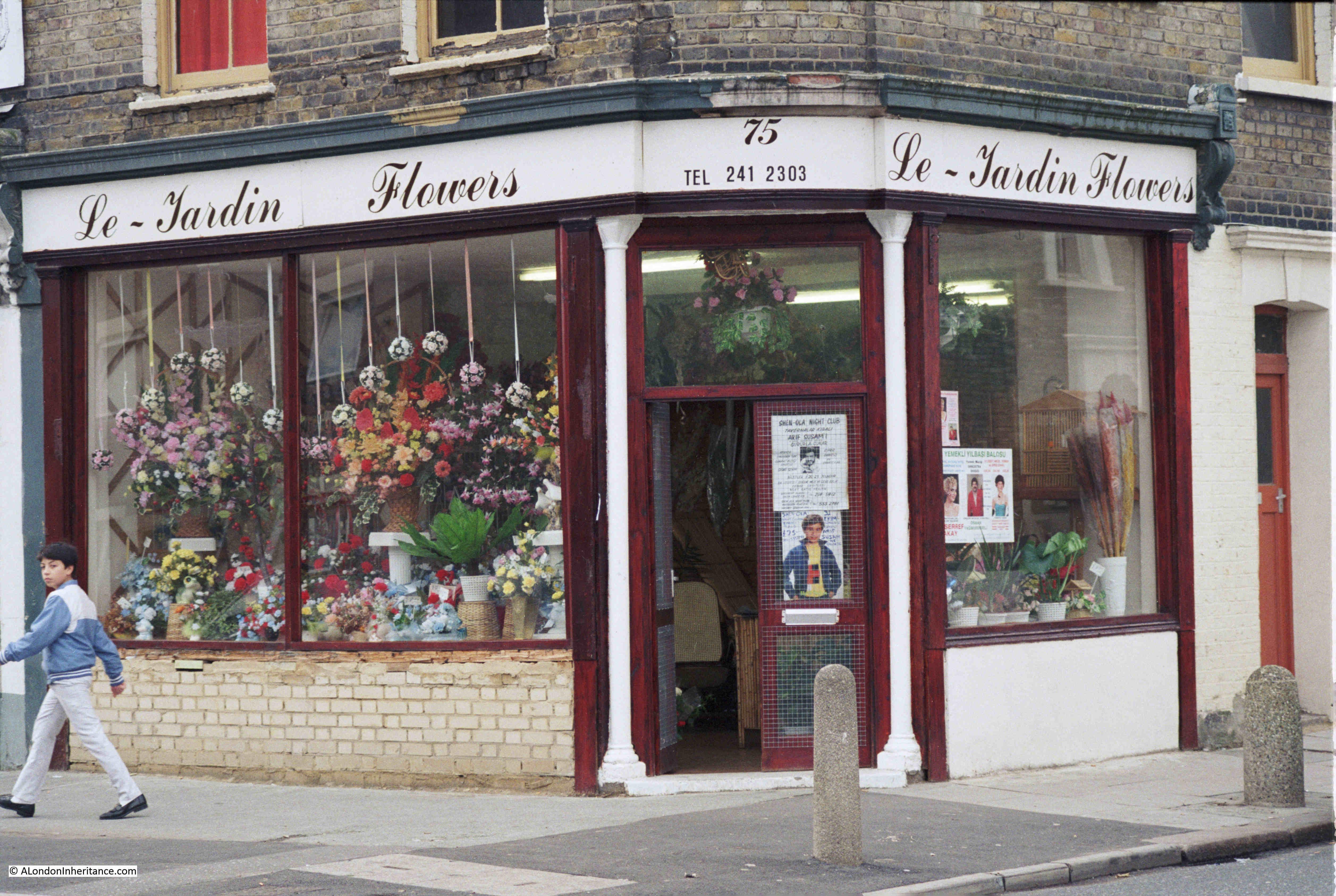Restaurant Supply Hackney Road