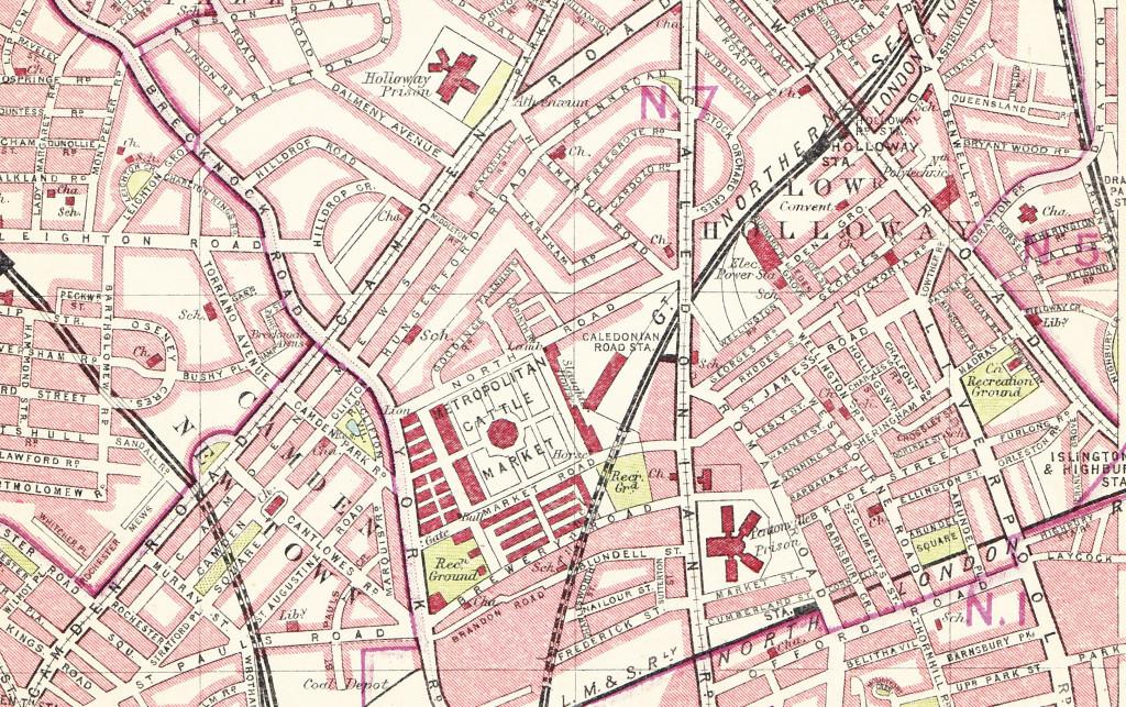 Caledonian map 1