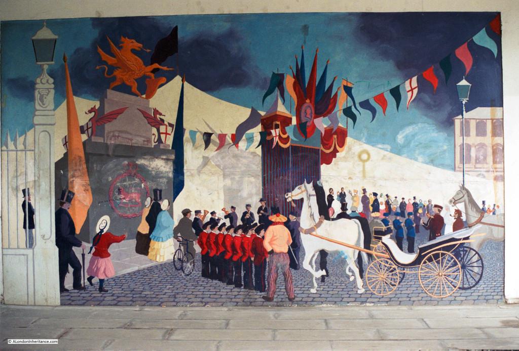 Cattle Market Murals 2