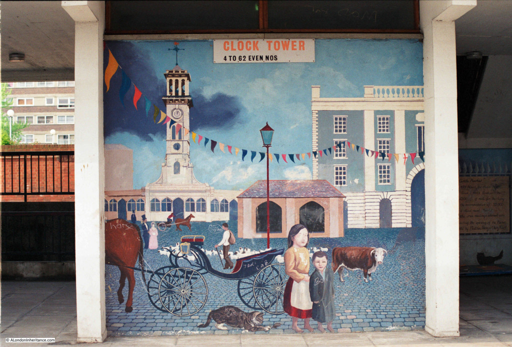Cattle Market Murals 3
