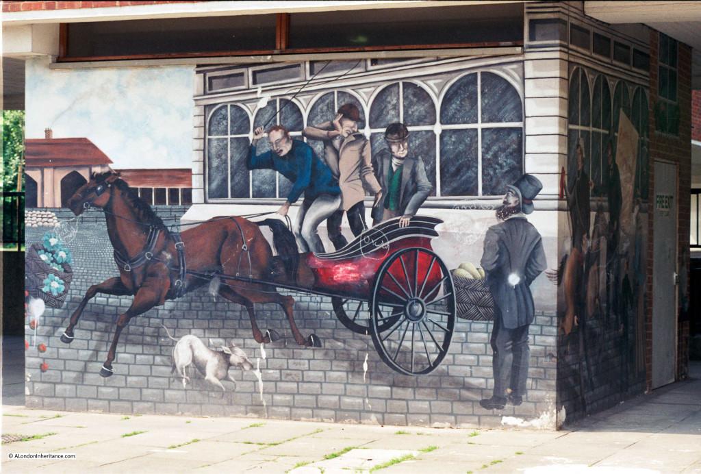 Cattle Market Murals 4