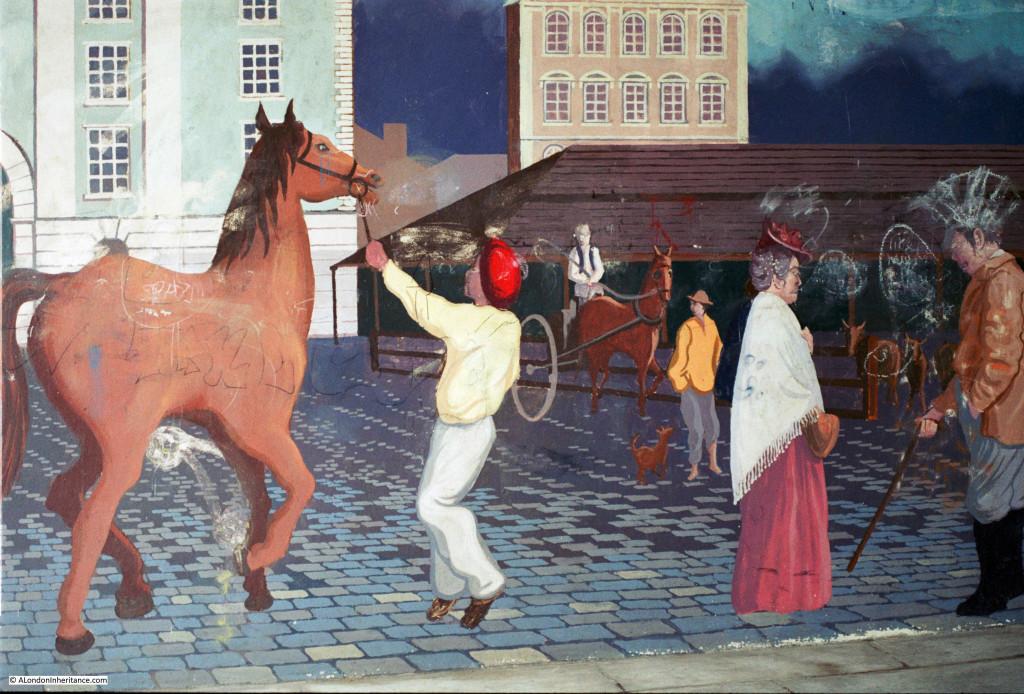 Cattle Market Murals 5