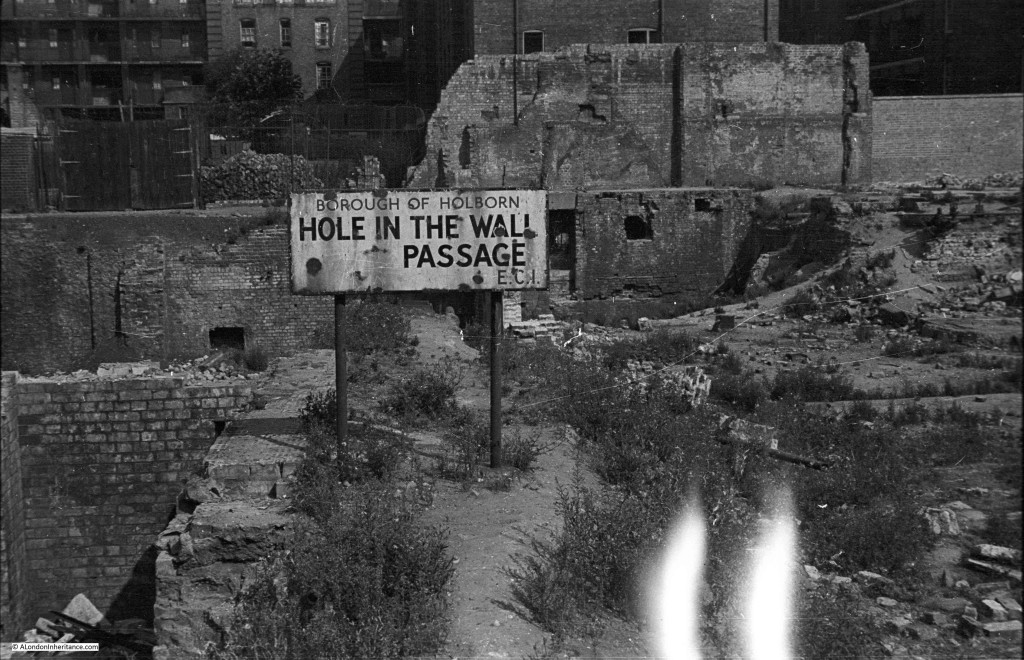 Hole In The Wall Passage