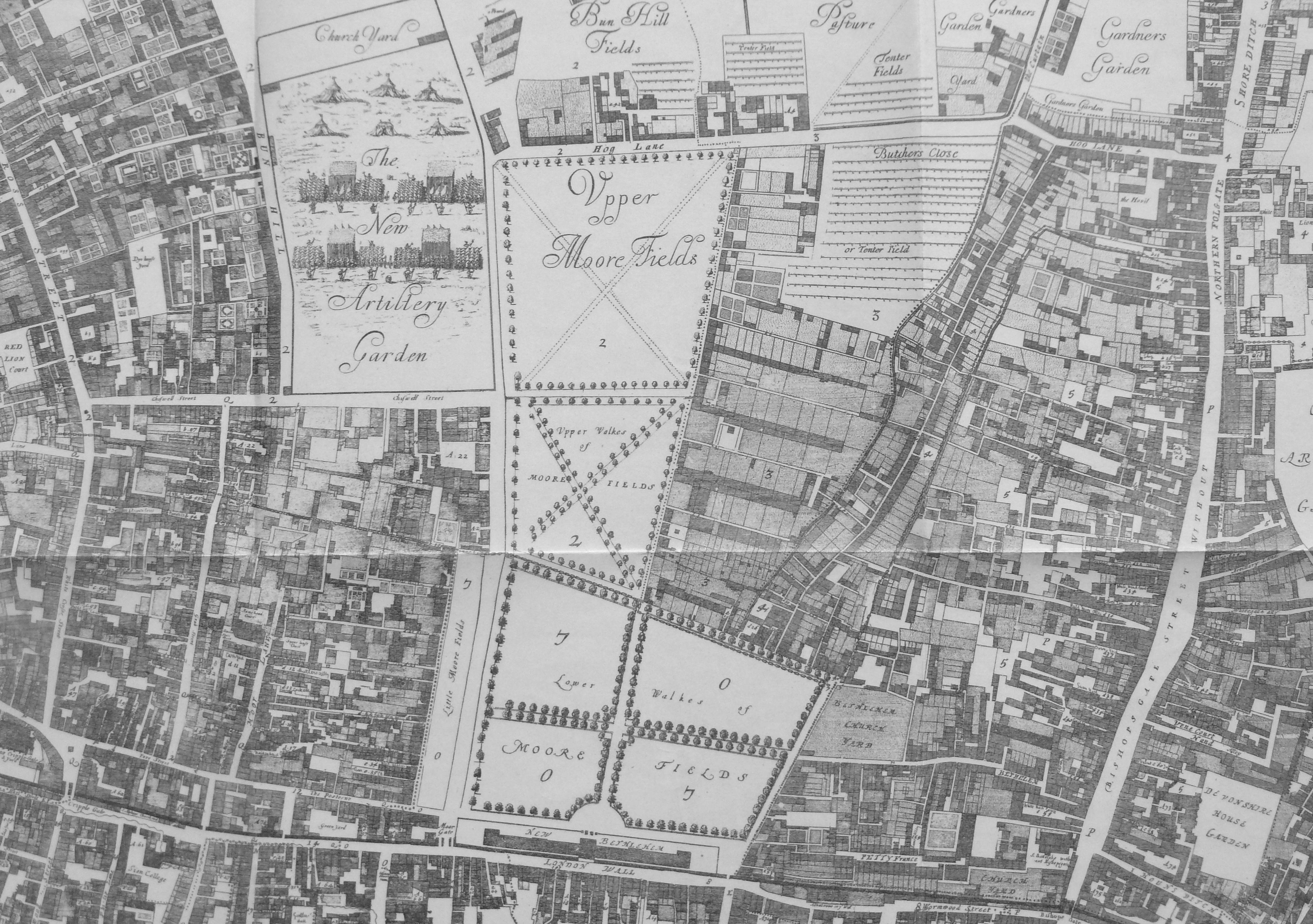 London Maps A London Inheritance