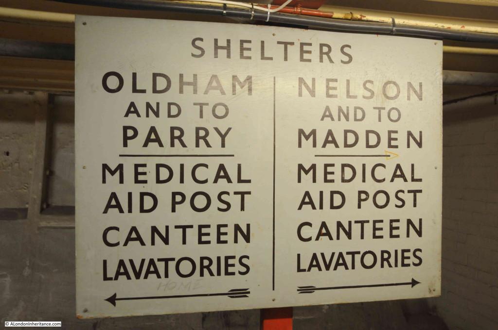 Clapham Shelter 12