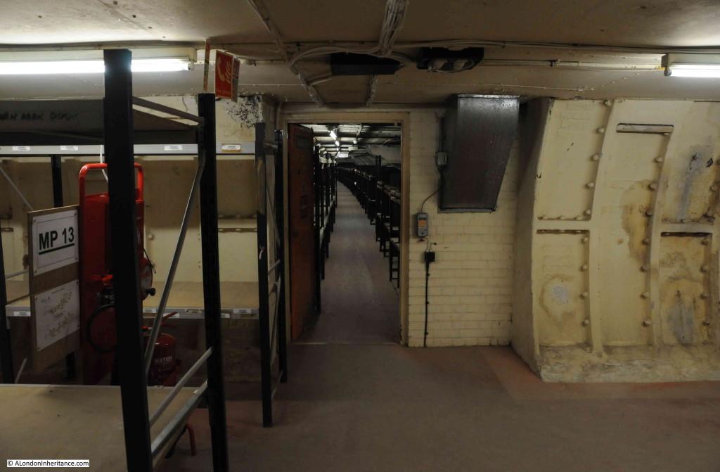 Clapham Shelter 13