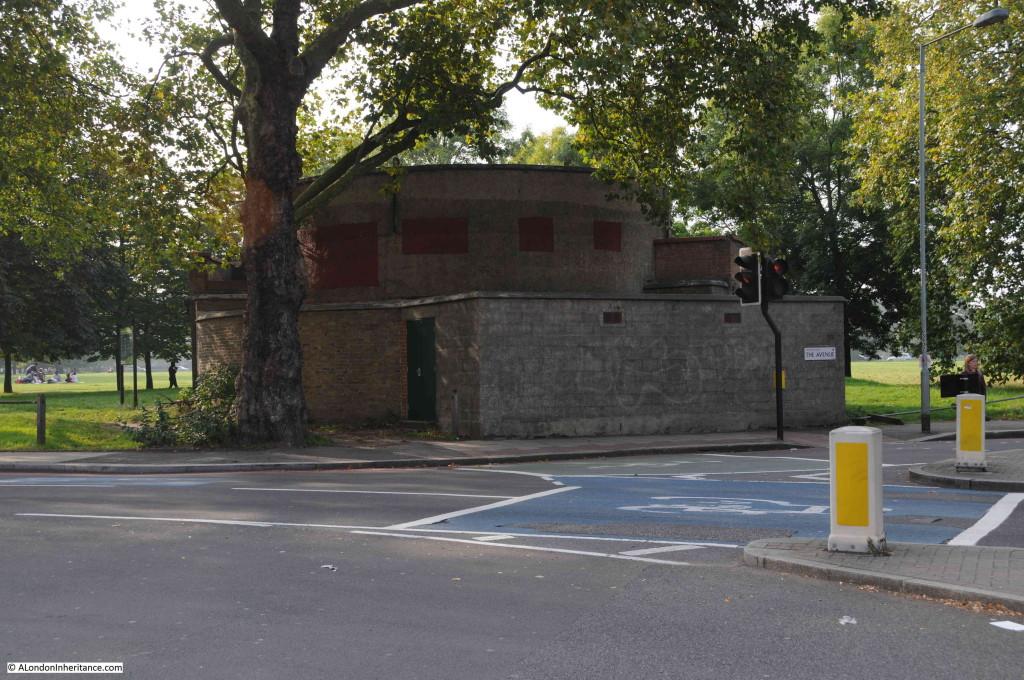 Clapham Shelter 21