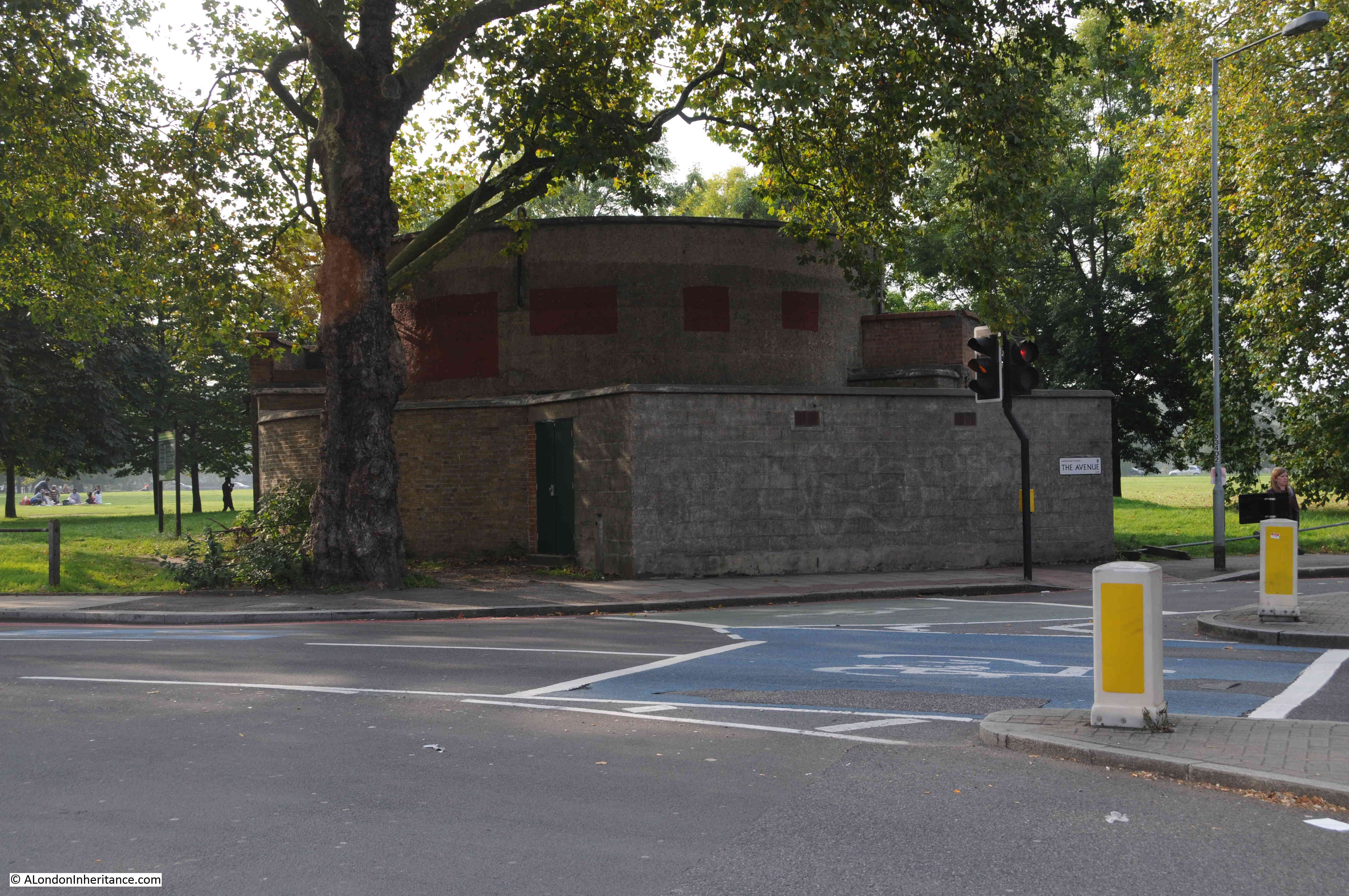 Shelters Drive Way : Clapham south deep level shelter a london inheritance