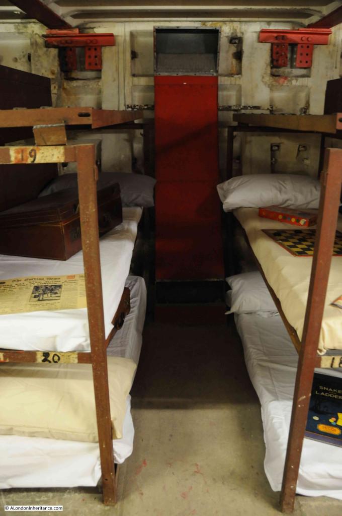 Clapham Shelter 3