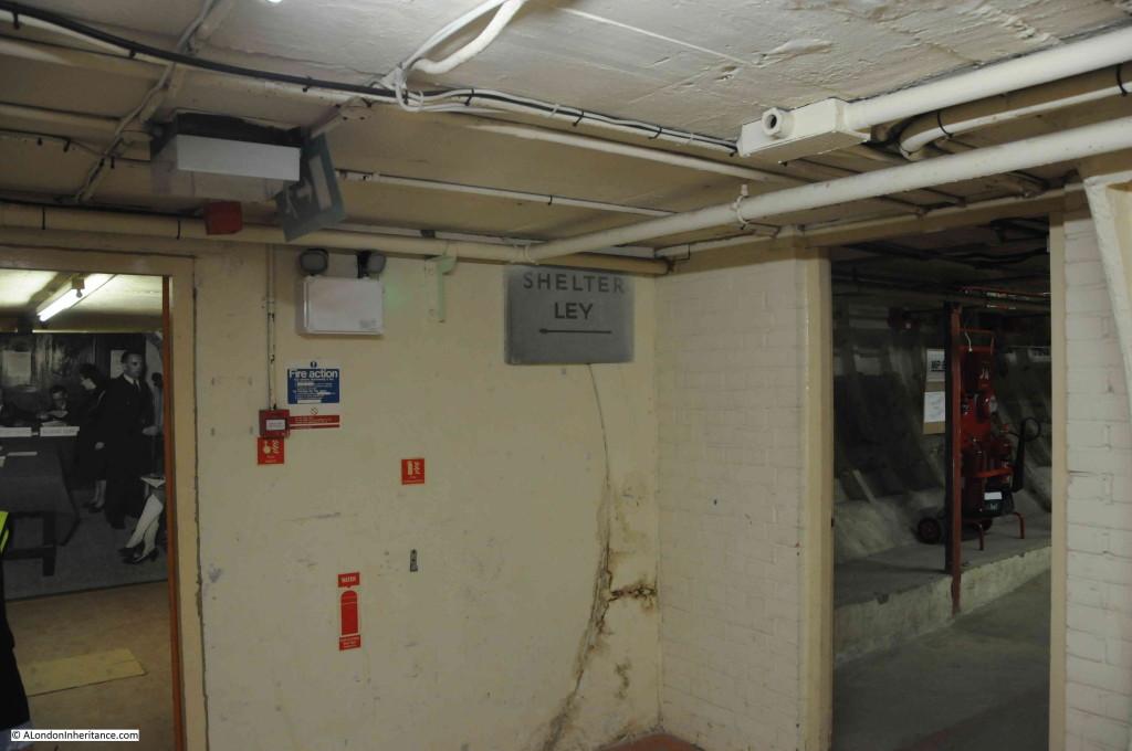 Clapham Shelter 8