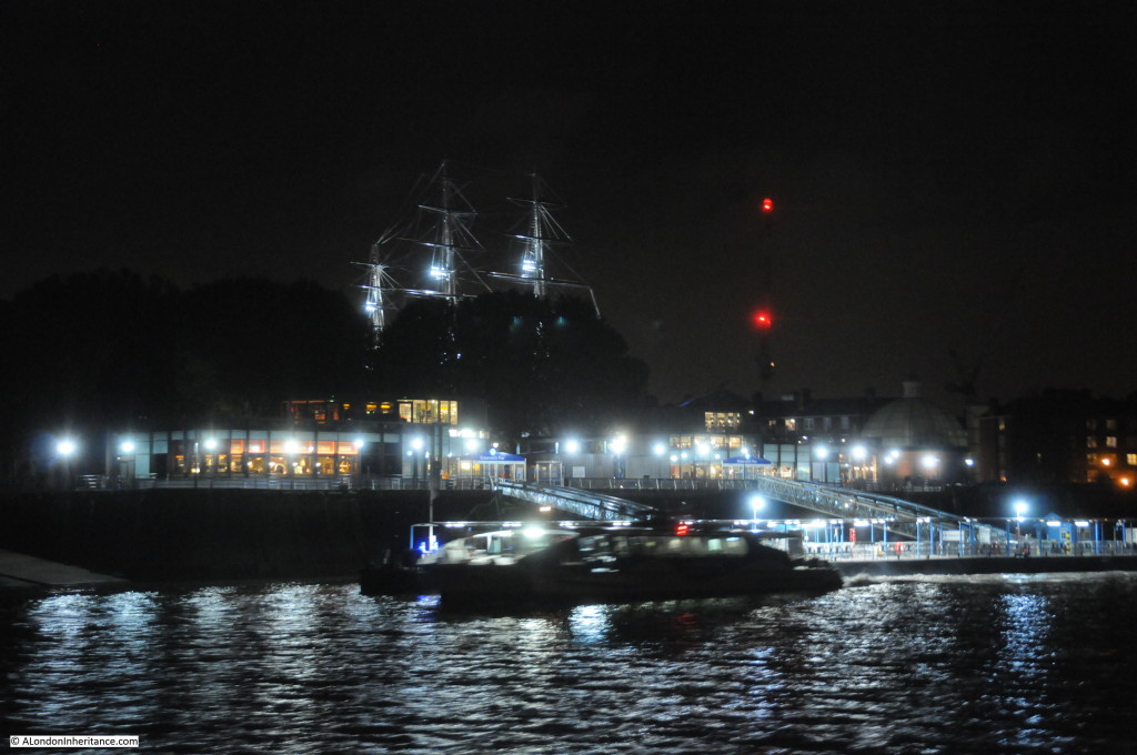 Thames at Night 16