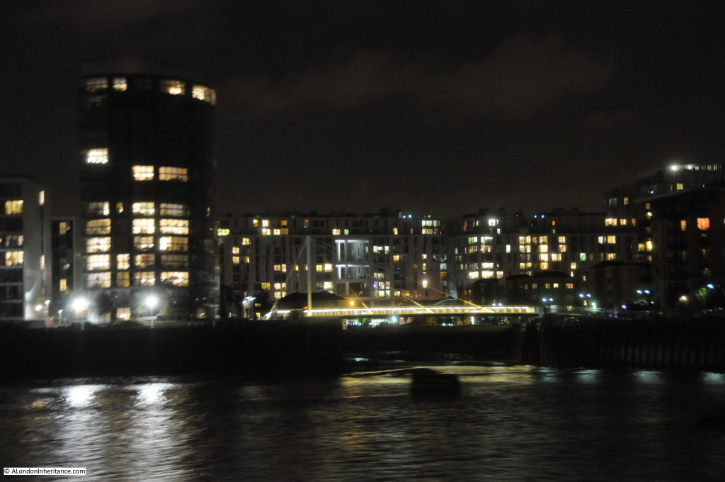 Thames at Night 18