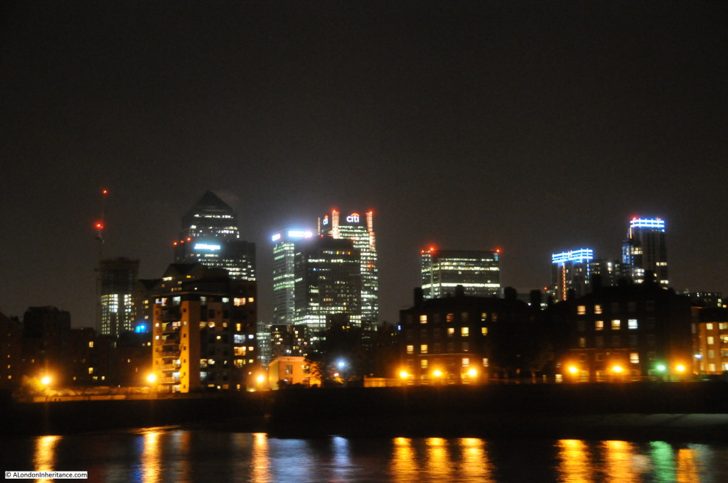 Thames at Night 19