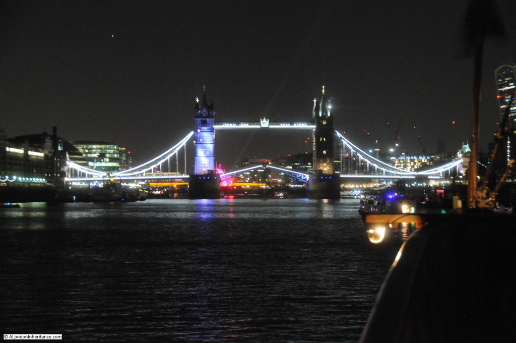 Thames at Night 24
