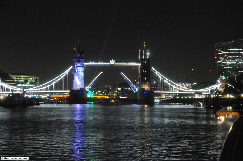 Thames at Night 26