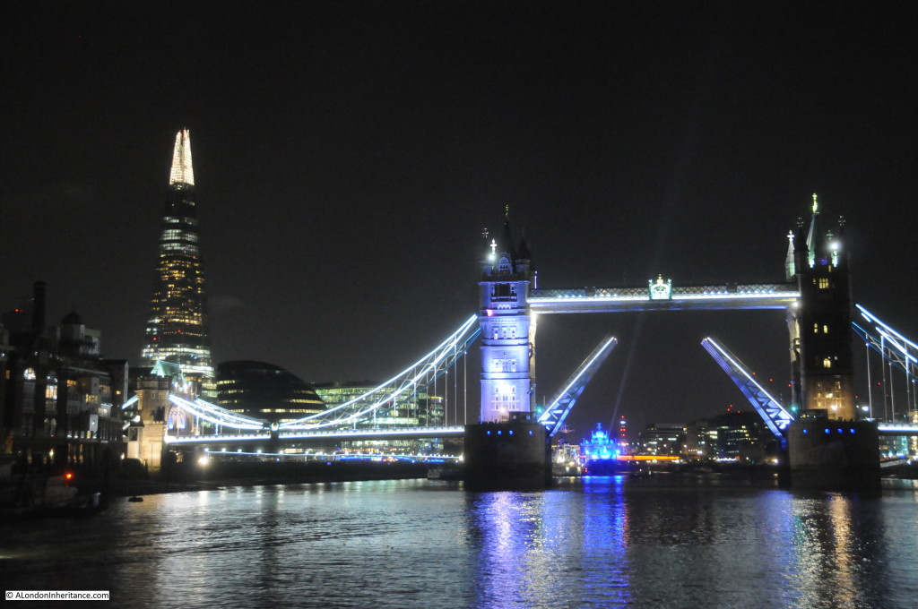 Thames at Night 27