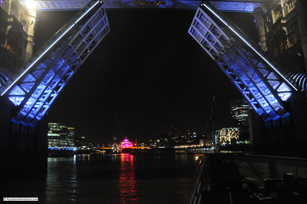 Thames at Night 29