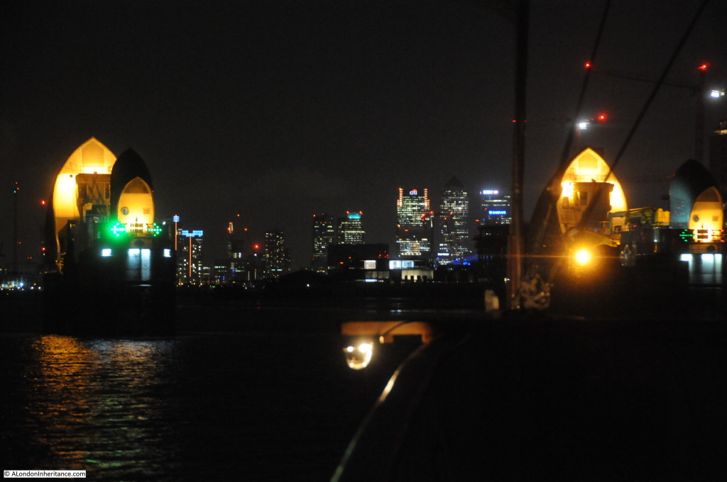 Thames at Night 8