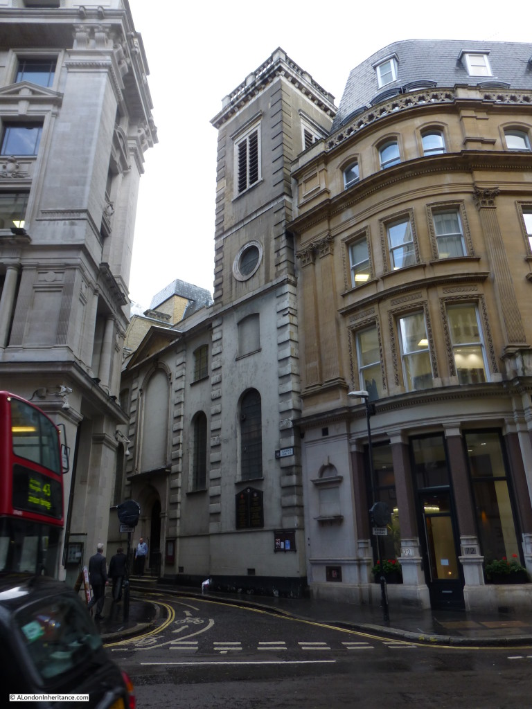 St Clement Eastcheap 1
