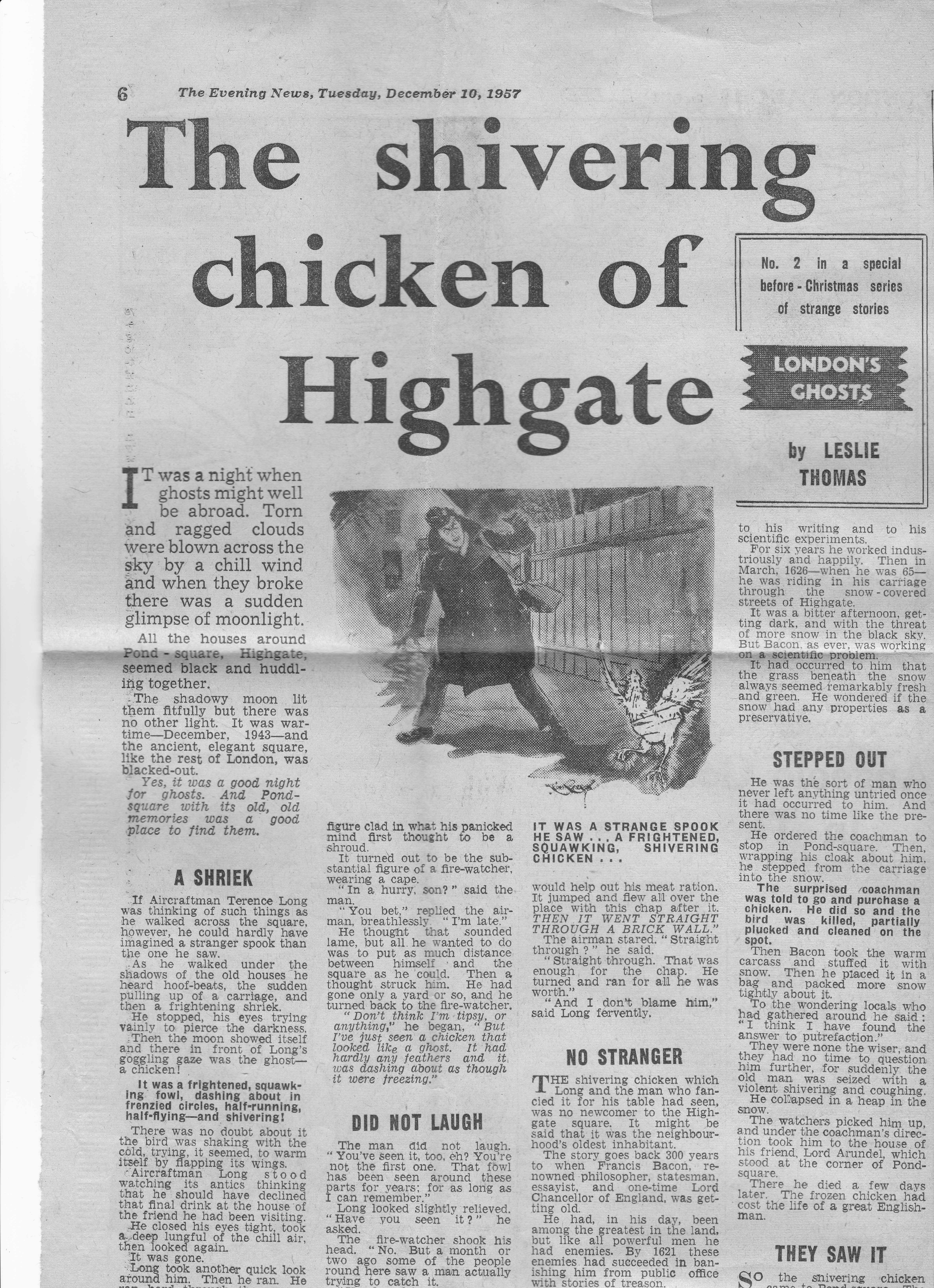 Highgate Archives - A London Inheritance