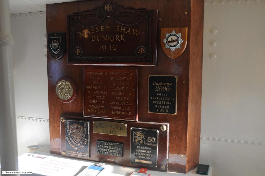 Massey Shaw History 12