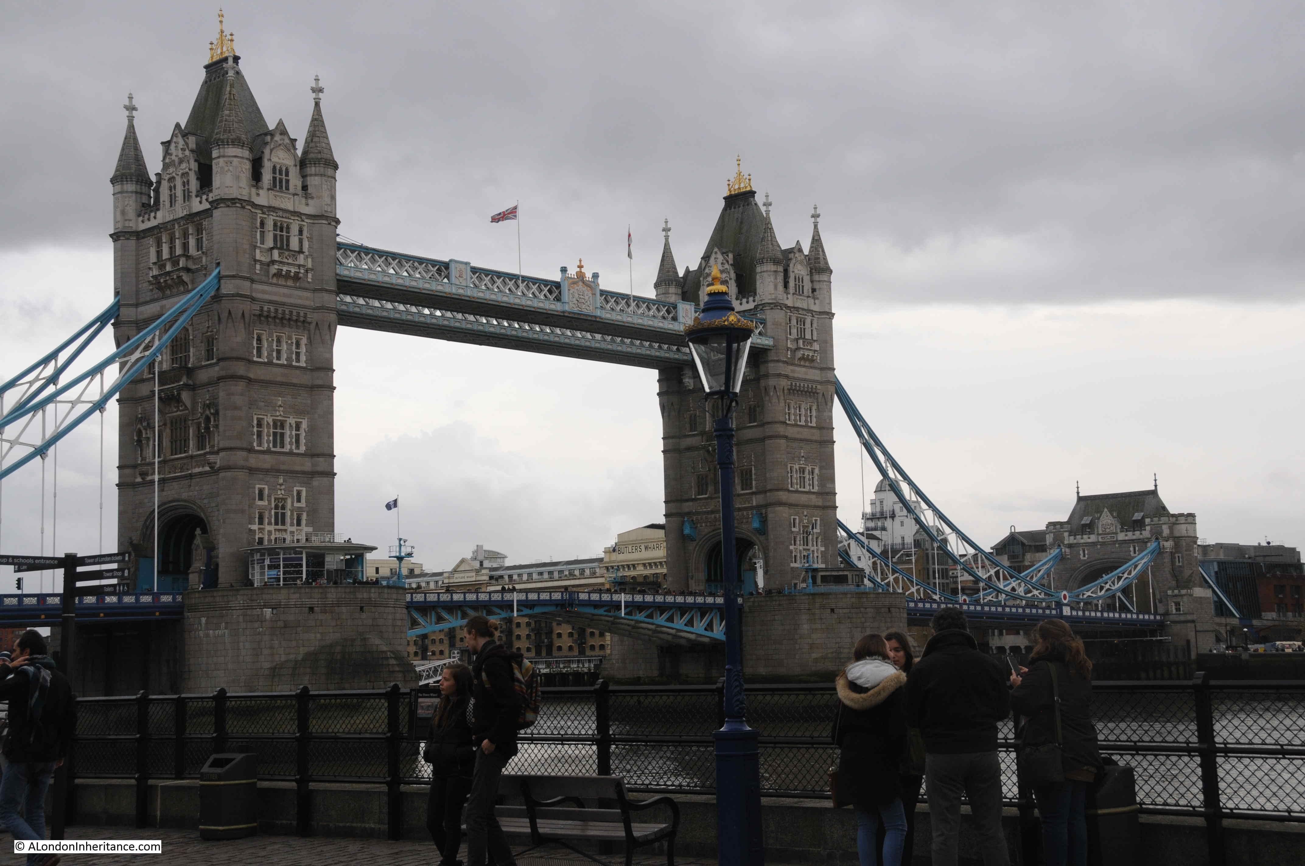 description tower of london
