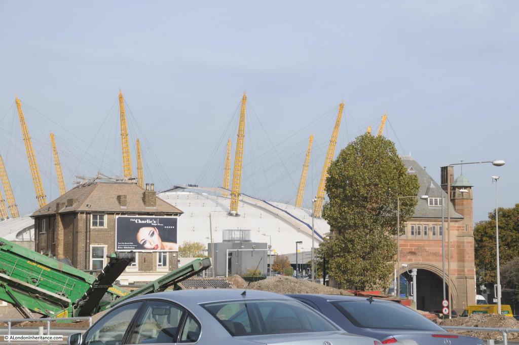 Greenwich peninsula 21
