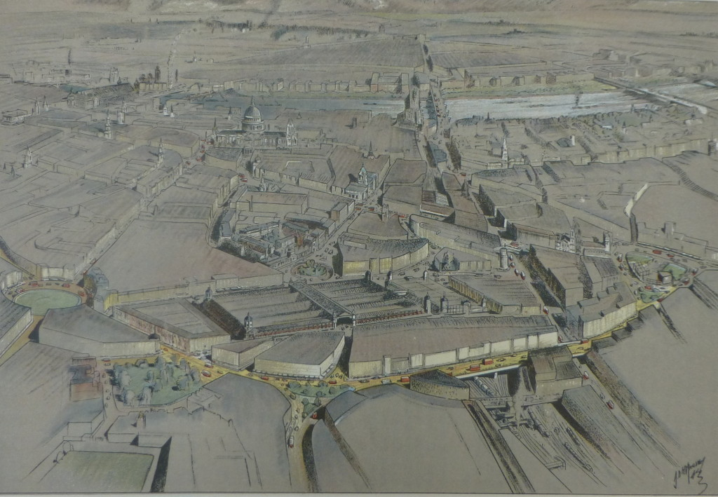 Reconstruction of the City 3